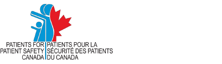 Patients for Patient Safety Canada logo